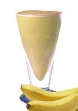 A Tasty Banana Smoothie!