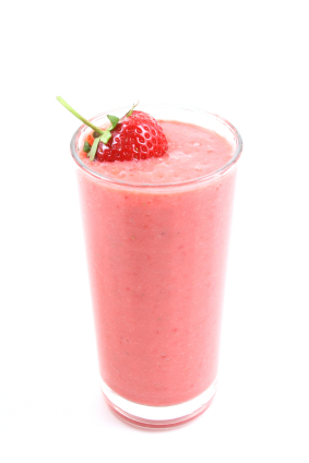 Yummy Strawberry Smoothie!