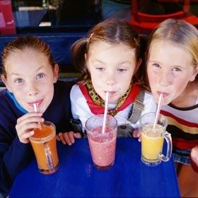 Kids Love Smoothies Too!