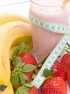 Cut The Pounds With Smoothies!